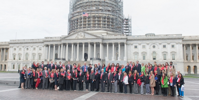 Mentor and Mentee Perspectives on ADA Lobby Day