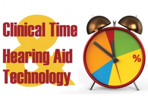 Clinical Time and Hearing Aid Technology